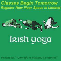 Yoga- me style!