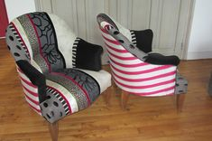 création de fauteuils à Brest