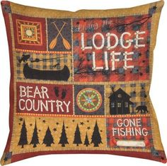 1000 Images About Quilts Lodge Moose Bear Camping On