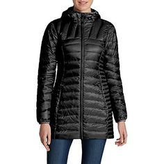The nylon shell of our hooded down parka has our StormRepel® durable water-repellent (DWR) finish. Moisture beads on the surface and rolls off rather than soaking into the fabric. 650 fill Premium Down insulation for ultralight warmth. Slenderizing quilting pattern creates shape and increases ...  More details at https://jackets-lovers.bestselleroutlets.com/ladies-coats-jackets-vests/down-parkas/parkas/product-review-for-eddie-bauer-womens-astoria-hooded-down-parka/
