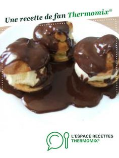 Ein Fanrezept in der Kategorie Desserts & . Dessert Thermomix, Mousse, Cooking Chocolate, Summer Dessert Recipes, Deserts, Good Food, Food And Drink, Cooking Recipes, Pudding