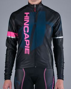 Women's Velocity Long Sleeve Jersey | Hincapie Custom