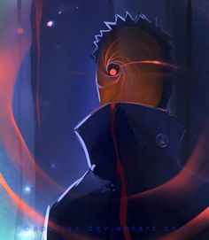 Although he's the reason for most of the world's problems in Naruto ... He's still one of my favorite characters.