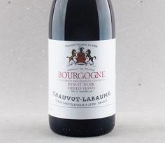 Apaixone-se pela Borgonha: Pinot Noir Vieilles Vignes Chauvot-Labaume #vinho…