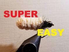 Mop Fly- EASIEST METHOD!!! - YouTube