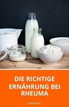 Die richtige Ernährung bei Rheuma | eatsmarter.de Rheumatische Arthritis, Health Tips For Women, Eat Smarter, Food, Sport, Arthritis, Water Weight, Alternative Medicine, Medicinal Plants