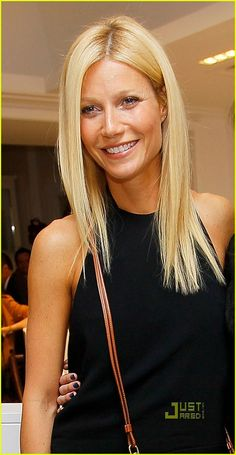 Gwyneth Paltrow: Fashion's Night Out After Party with Coach!