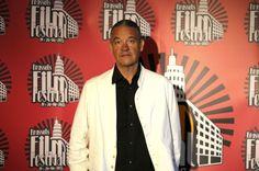 Arnaud des Pallières, réalisateur de Michael Kohlhaas, grand vainqueur du Brussels Film Festival