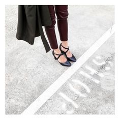 Double tap if you want to SHOP our new 'Kite' heel