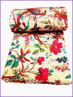 Textile Shop:  GET BEST OFFERFlower prints Vintage Tropical Kant...