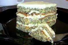 Druh receptu: Sladkosti - Page 86 of 330 - Mňamky-Recepty. Sweet Pastries, Sweet Pie, Food Cakes, Vanilla Cake, Tiramisu, Cake Recipes, Recipies, Food And Drink, Pudding