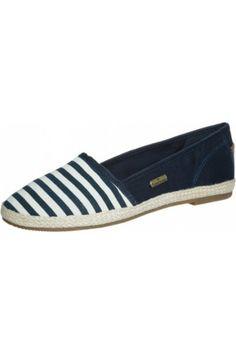 Alpargatas de mujer - Tom Tailor Alpargatas navy Zapatos ece177413bb0