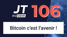 Bitcoin c'est l'avenir ! Tech Companies, Journal, Company Logo, Blockchain, Logos, Everything, Rocket Launch, Logo