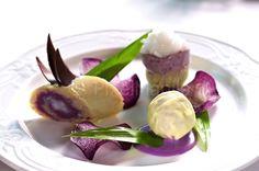 """""""Purple  Dessert"""" by Chef Jessie"""