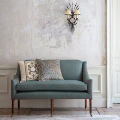 The Alexandra shows perfect classical proportions and clean, unfussy lines. It is perfectly pair with our Novara, linen fabric. Bespoke Sofas, Bedroom Cushions, Wood Stain Colors, Faux Bamboo, Luxury Sofa, Dark Teal, Sofa Furniture, Linen Fabric, Love Seat