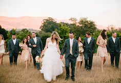 This Is What A Sophisticated Country Wedding Looks Like