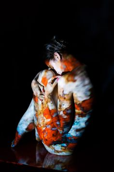 Photographer: Charlie Imagenes Model: Leila Amat Ortega - Manifeste Des Yeux Photographies