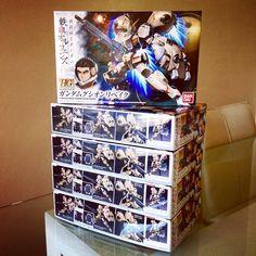 Gundam Gusion Rebake ya está en stock en Zaitama.com  Hoy martes 9 la tienda se encuentra cerrada pero desde mañana tendrán disponible al nuevo #Gundam de Akihiro!!