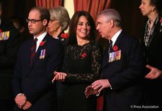 Duchess Kate: UPDATED: Kate in Black Lace Dolce & Gabbana for Festival of Remembrance