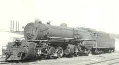 #1611 0-8-8-0 Class H Carbondale PA