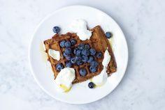 raw food vegan recepten ontbijt recepten : Healthy vegan wafels