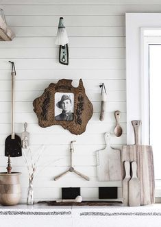 A Collection Of Quirky Australian Home Decor Items Found In Secondhand  Shops And Online Add A