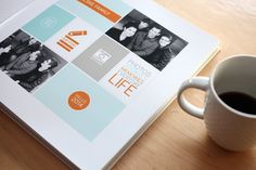 A video overview of my year of Project Life pages printed in an AdoramaPix.com book.