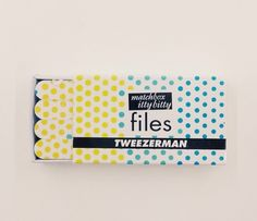 Tweezerman Nail Files