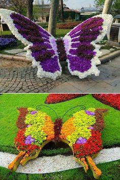 Topiary Garden, Garden Art, Garden Plants, Garden Design, Most Beautiful Gardens, Amazing Gardens, Beautiful Flowers, Miracle Garden, Atlanta Botanical Garden