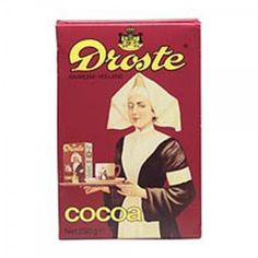 Droste Cacaopoeder Holland, Cocoa, The Nederlands, The Netherlands, Netherlands, Theobroma Cacao, Hot Chocolate