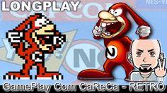 Longplay - Yo! Noid (NES) Playthrough - Completo/Full 100%