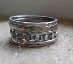rings - MixedMetals