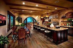 Big Beautiful Kitchen.... Stylish Eve