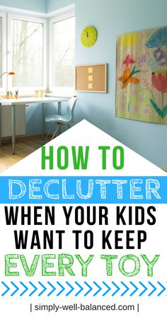Simple tips and tricks to successfully declutter when you have kids. Simplifying is great for busy moms, but how to you practice minimalism with kids when they want to keep everything? #simpleliving #declutter #minimal Kids Clothes Organization, Cool Kids Clothes, Fashion Tights, Fashion Trends, Casual, Children, Toddlers, Boys, Kids