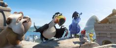 RIO 2 Available on Blu-ray and DVD on July 2014 (giveaway ends - She Scribes Film Rio, Rio Movie, Shailene Woodley, Computer Animation, Animation Film, Rio 2 Characters, Rodrigo Santoro, Trailer Peliculas, Blue Sky Studios