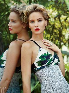 Vanity Fair Photoshoot Jennifer Lawrence