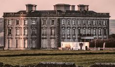 """Loftus Hall in County Wexford is one of many """"haunted"""" houses in Ireland. Legend has it that the devil himself once appeared in this very building, would you dare enter it?"""