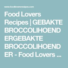 Food Lovers Recipes | GEBAKTE BROCCOLIHOENDERGEBAKTE BROCCOLIHOENDER - Food Lovers Recipes Muffin Recipes, Bread Recipes, Cooking Recipes, Nu Wave Oven, Buttermilk Rusks, Rusk Recipe, No Bake Chocolate Cake, Custard Pudding