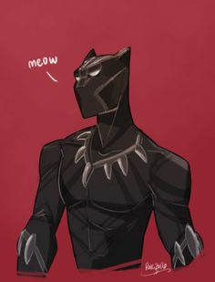 #blackpanther t'challa #fanart #tumblr #illustration