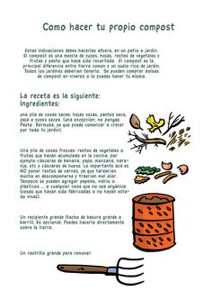 Empezar tu propia huerta a partir de los siguientes tips: compost