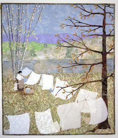 Flickr: BSL Art Quilts' Photostream. Really beautifull!!!!ph