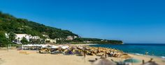 The biggest and most stunning beach and sea of Preveza, with thin golden sand and a fantastic blue and green colour.  http://www.hotelloukas.gr