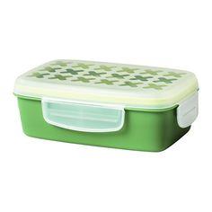 IKEA - FESTMÅLTID, Boîte repas, La boîte repas comporte 2 accessoires amovibles ce qui vous permet par exemple de séparer votre plat cuisiné d'une salade.Le couvercle étanche évite les fuites et protège le contenu du givre, ce qui rend ce récipient idéal pour transporter ou conserver des restes.Grâce au couvercle hermétique à clapet qui préserve les arômes, les aliments conservés dans la boîte repas restent frais plus longtemps.Conservez vos restes de nourriture dans un récipient…