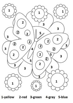 Free Printable Spring Worksheet For Kindergarten 1