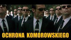 Ochrona Komorowskiego w akcji - MASAKRA
