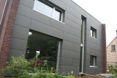 Een passiefhuis in Laarne: 09/01/2010 - 10/01/2010