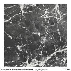 Shop Black white modern chic marble texture patterns fabric created by pink_water. Marble Texture, White Texture, Textures Patterns, Fabric Patterns, Floor Finishes, Texture Design, Pigment Ink, Printing On Fabric, Sewing Projects