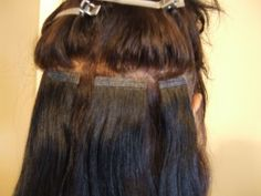 Pinterest the worlds catalog of ideas tape in hair extensions pmusecretfo Gallery