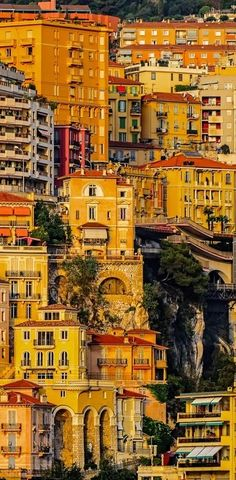 Monte Carlo, Monaco.   More rich people per square mile than any other place I have ever visited!