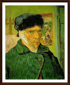 17. VINCENT VAN GOGH (1853-1890) – Pocos nombres en la historia del Arte son hoy tan famosos como el de Van Gogh, pese al completo olvido que sufrió en vida. Su pintura, vigorosa y personal, es una de las grandes influencias a la pintura del siglo XX, especialmente al expresionismo alemán